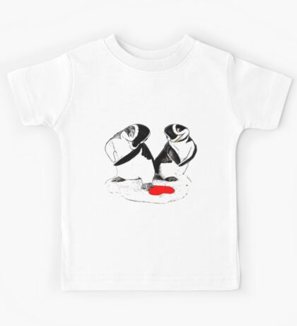 Penguin Lovers Kids Tee