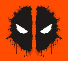 Deadpool Rorschach 2 Kids Clothes