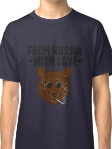 From Russia with LOVE Classic T-Shirt
