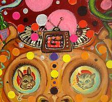 'Monkey Brains' by David Heulun