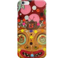 'Monkey Brains' iPhone Case/Skin