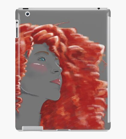 Fate Lives Within Us iPad Case/Skin