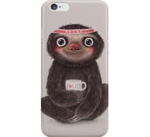 Sloth I♥lazy iPhone Case/Skin
