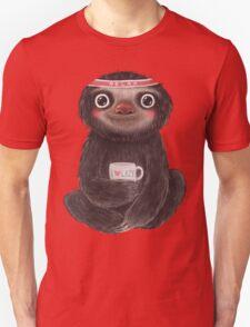 Sloth I♥lazy Unisex T-Shirt