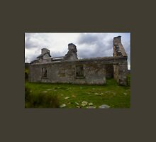 Ruined Cottage at Cashelnagor, County Donegal, Ireland T-Shirt