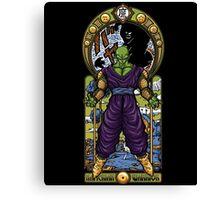 Namekain Warrior Canvas Print