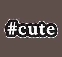 Cute - Hashtag - Black & White Kids Clothes
