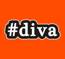 Diva - Hashtag - Black & White Kids Clothes