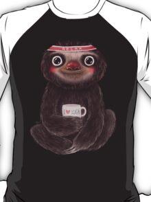 Sloth I♥yoga T-Shirt