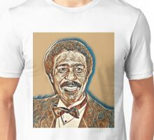 Richard Pryor Abstract  Unisex T-Shirt