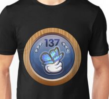 Glitch Achievement master lepidopteral manipulator Unisex T-Shirt