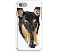 Smooth Collie iPhone Case/Skin