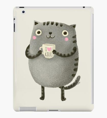 I♥kill iPad Case/Skin