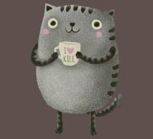 I♥kill Baby Tee