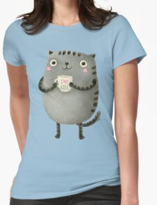 I♥kill Womens Fitted T-Shirt
