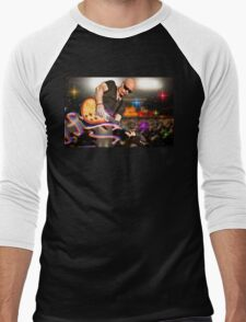 Jimmy Stafford of Train Men's Baseball ¾ T-Shirt