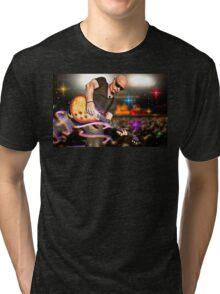 Jimmy Stafford of Train Tri-blend T-Shirt