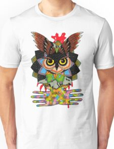 The owls are still not what they seem Unisex T-Shirt