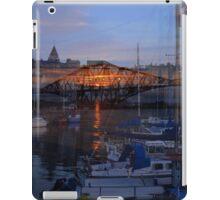 The Clock Tower iPad Case/Skin