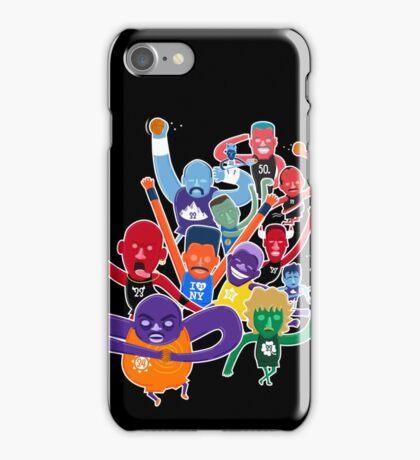 NBAlien Dream Team iPhone Case/Skin