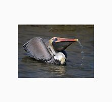 Pelican that comes with Running Water Unisex T-Shirt