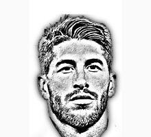 Sergio Ramos Sketch  Unisex T-Shirt