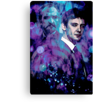 The Master Canvas Print