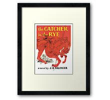 Catcher in the Rye  Framed Print