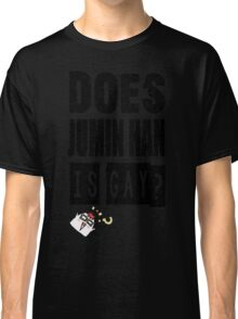 DOES JUMIN HAN IS GAY ? Mystic Messenger Classic T-Shirt