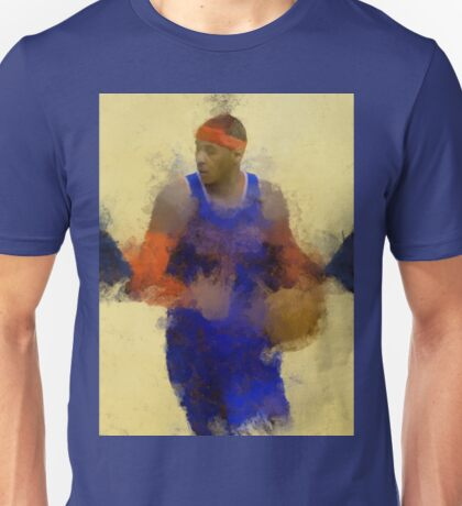 Carmelo Anthony Unisex T-Shirt