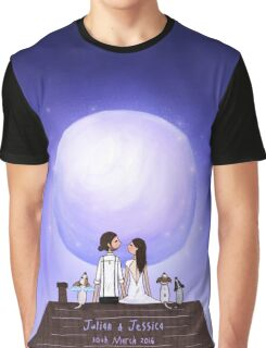 Our Story (Custom Order - Julian & Jessica) Graphic T-Shirt