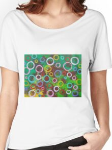 Playing With Soap In The Park Women's Relaxed Fit T-Shirt