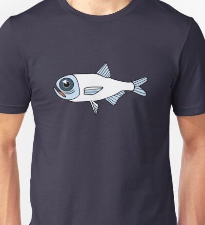 CAUGHT - A School of Fish  Unisex T-Shirt