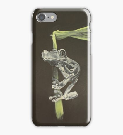 Tree Frog iPhone Case/Skin