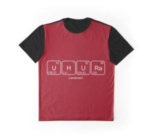 The Elements of Uhura  Graphic T-Shirt