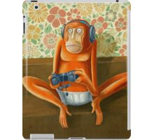 Monkey play iPad Case/Skin