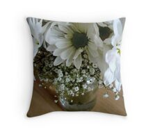 COUNTRY BOUQUET ^ Throw Pillow