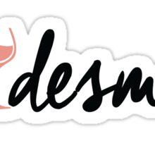 Bridesmaid Sticker
