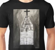 Here is the church, here is the steeple Unisex T-Shirt