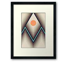 Dot III Framed Print