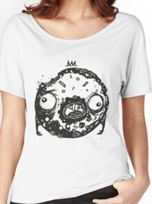 Zombie Donut - by Mien Wayne Women's Relaxed Fit T-Shirt