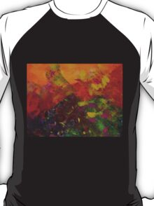 Mountains In China T-Shirt