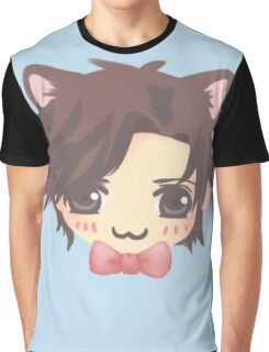 Jumin Han, Mystic Messenger Art Collection Graphic T-Shirt