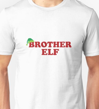 Brother Elf Unisex T-Shirt