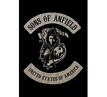 Sons of Anfield - United States of America Photographic Print