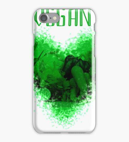 VEGAN equals LOVE iPhone Case/Skin