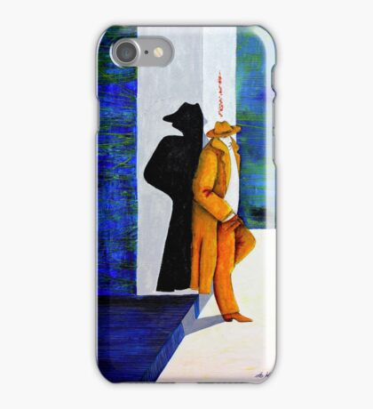THE ALONE GUY iPhone Case/Skin