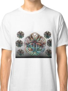 Glass Blossoms Classic T-Shirt