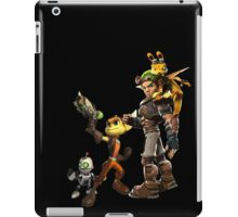 Jak and Daxter and Ratchet and Clank  iPad Case/Skin