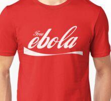 Free Ebola Cola Unisex T-Shirt